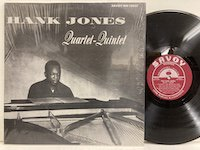 Hank Jones / Quartet Quintet mg12037