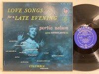 Portia Nelson Norman Paris trio / Love Songs for A Late Evening