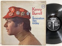 Kenny Burrell / A Generation Ago Today