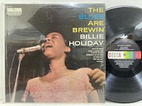 Billie Holiday / the Blues are Brewin'