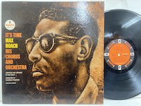 Max Roach / It's Time