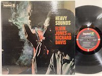 Elvin Jones / Heavy Sounds