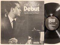 Tony Fruscella Quartet / Debut