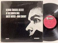 George Russell / at the Beethoven Hall  [vol1/2セット]