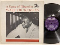 Walter Dickerson / A Sense of Direction