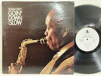 Sonny Stitt / Goin Down Slow