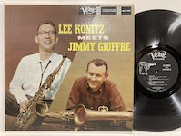 Lee Konitz / meets Jimmy Giuffre