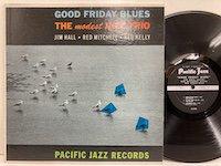 Modest Jazz trio ( Jim Hall Red Mitchell …)/ Good Friday Blues Pj10