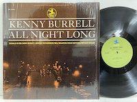 Kenny Burrell / All Night Long