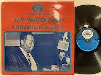 <b>Jay McShann / Confessin' the Blues </b>