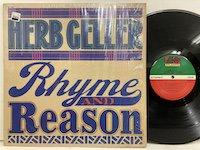 Herb Geller / Rhyme and Reason