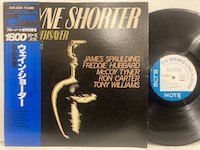 Wayne Shorter / the Soothsayer