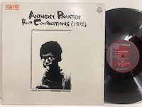 Anthony Braxton / Four Compositions
