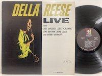 Della Reese / Live