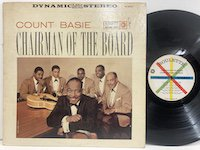 Count Basie / Chairman of the Board