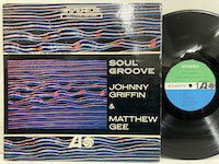 Johnny Griffin / Soul Groove