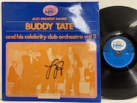 Buddy Tate / and His Celebrity Club Orchestra vol2