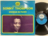 Sonny Thompson / Swings in Paris