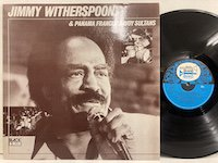 Jimmy Witherspoon / with Panama  Francis and the Savoy Sultans