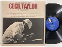 Cecil Taylor / in Transition