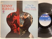 Kenny Burrell / Ode to 52nd Street