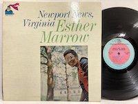Esther Marrow / Newport News Virginia