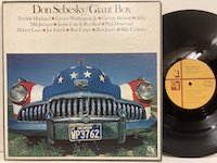 Don Sebesky / Giant Box