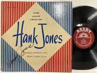 Hank Jones / the Jazz Trio