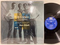 Bob Corwin / featuring Don Elliott