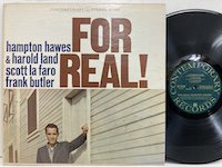 Hampton Hawes / for Real