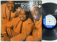 the 3 Sounds / the Three Sounds blp1600