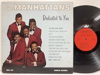 Manhattans / Dedicated to You