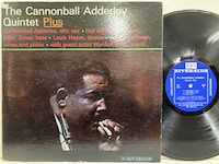 Cannonball Adderley / Plus