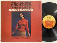 Nancy Harrow / Wild Women don't Have the Blues