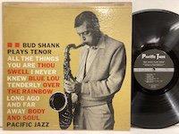 Bud Shank / Plays Tenor