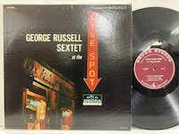 <b>George Russell / at the Five Spot </b>