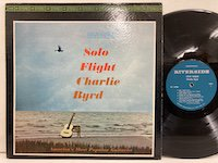 Charlie Byrd / Solo Flight