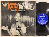 Kitty White / a New Voice in Jazz
