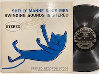 Shelly Manne / Swinging Sounds in Stereo