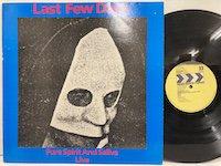 Last Few Days / Pure Sprit and Sliva Live