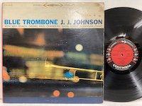 Jj Johnson / Blue Trombone