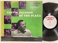 Calvin Jackson / at the Plaza