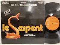 Ennio Morricone / OST Le Serpent