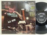 Sarah Vaughan / at Mister Kellys