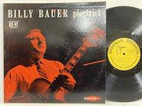 Billy Bauer / Plectrist