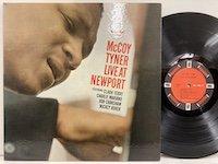 McCoy Tyner / live at Newport