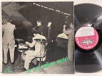 Gerry Mulligan Quartet / 3e Salon du Jazz Paris 1954 a Pleyel