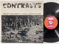 Kjell Baekkelund Bengt Hallberg / Contrasts