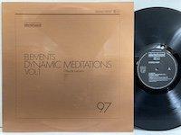 Claude Larson / Materials Dynamic Meditations vol1 vol2
