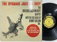 Brother Jack McDuff / the Dynamic Jack McDuff